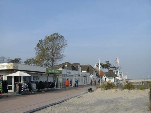 Dahmer Strandpromenade