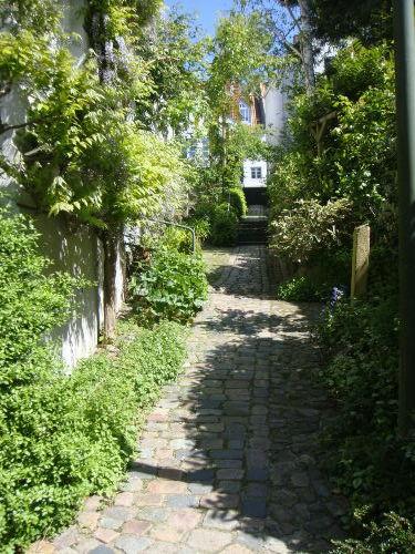 Umgebung von Ferienwohnung 55 - Alte R�ucherei