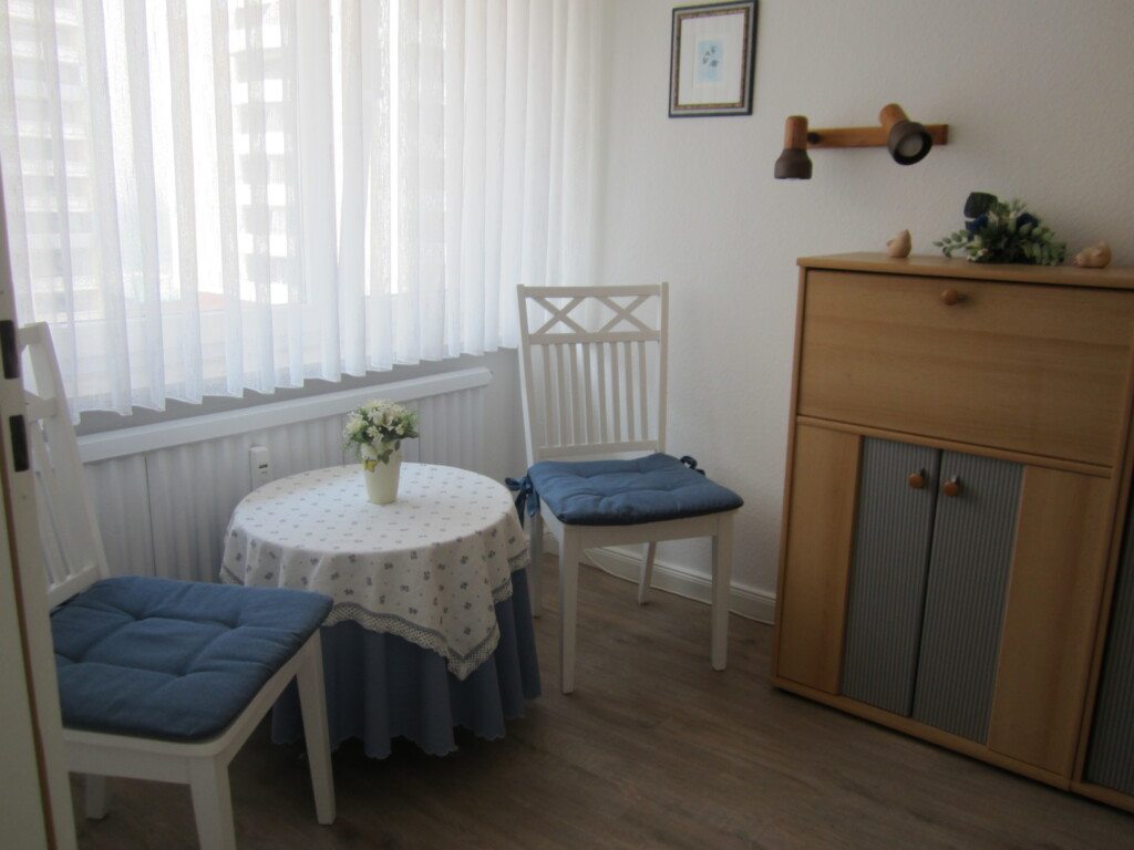 Appartements Strandloeper, Appartement 6C