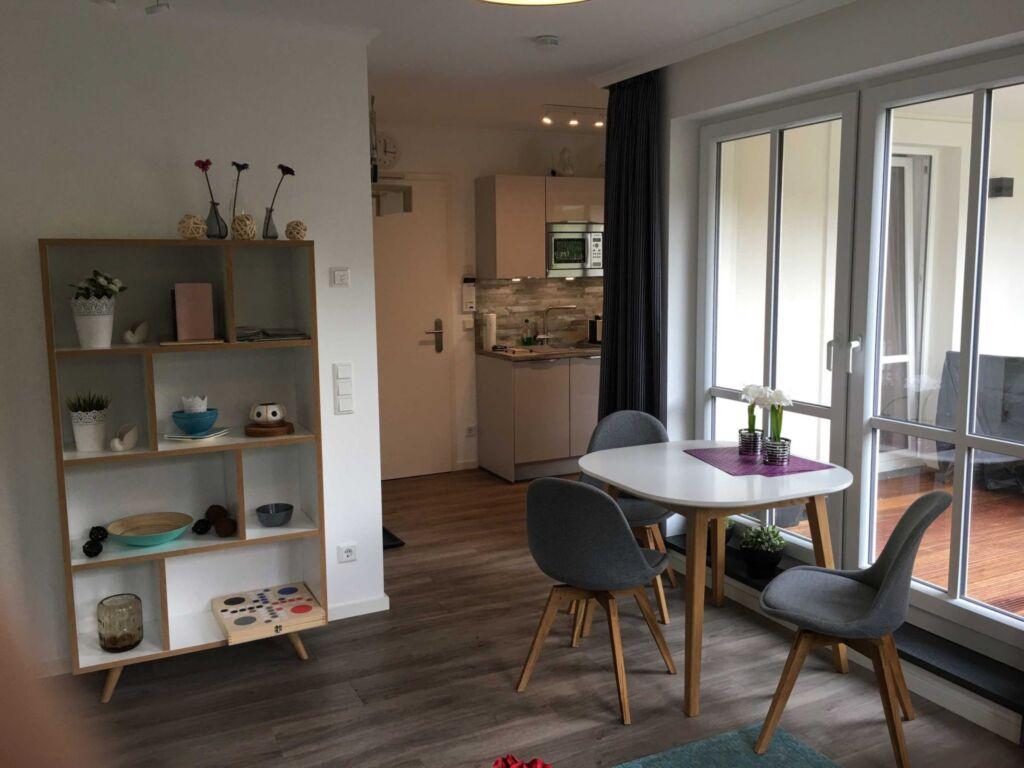 Haus Pamir WE 26 - 'Strandmuschel', 2-Zimmer-Wohnu