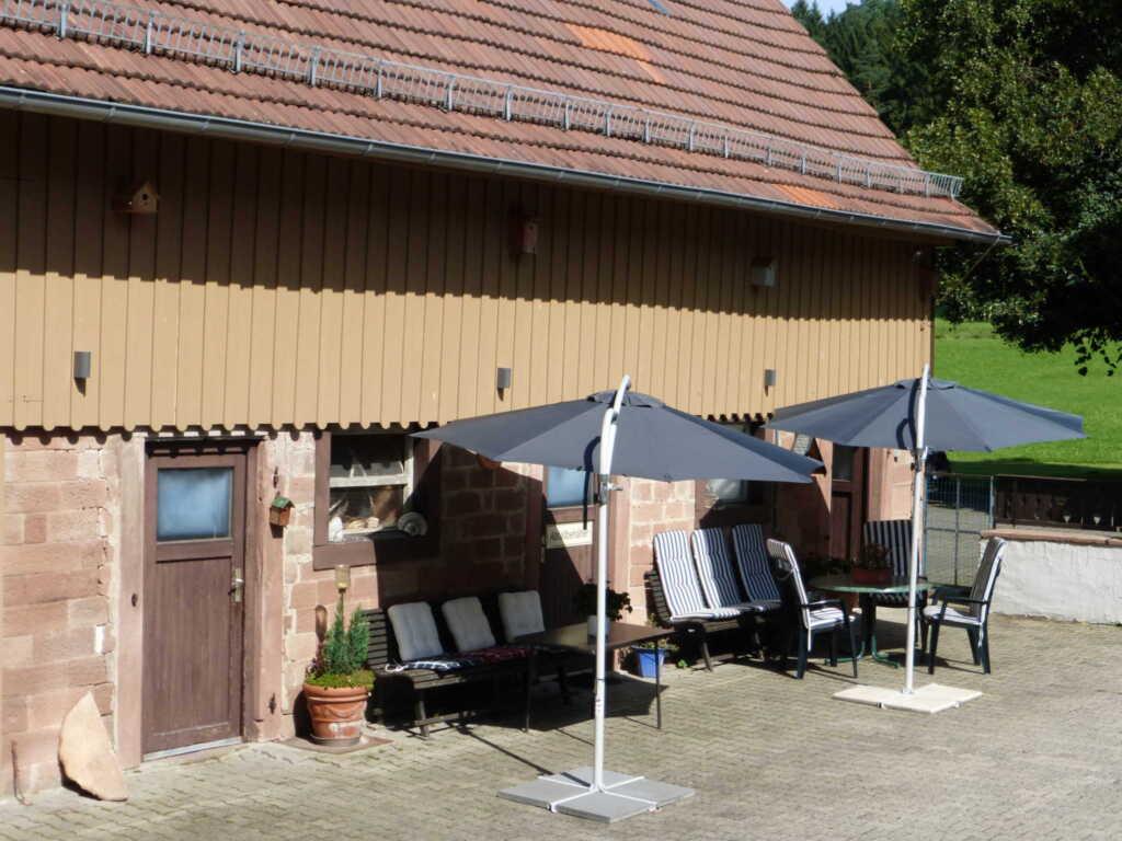 MO-Ferienwohnungen Zur Mühle, Ferienwohnung 3