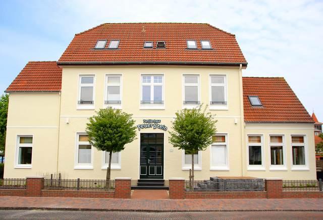 Haus Feuerstein, strandnah, 6 exklusive Fw. für 2-