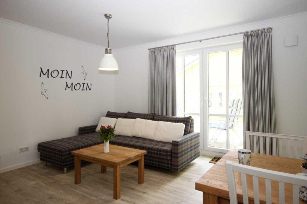 Haus Passat WE 04 - 'Moin Moin', 2-Zimmer-Wohnung
