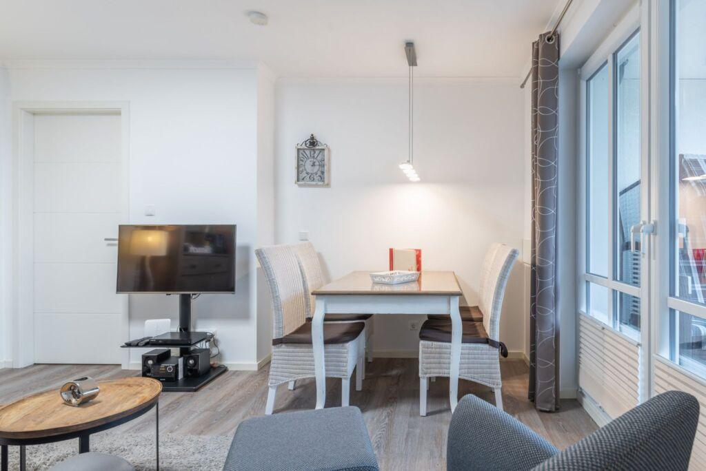 Haus Pamir WE 12 - 'L�tt Kaj�t', 2-Zimmer-Wohnung