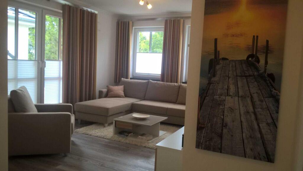 Haus Pamir WE 24 - 'Morgensonne', 2-Zimmer-Wohnung