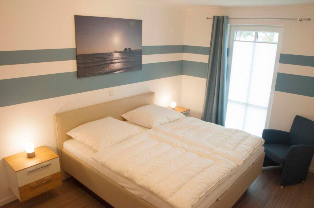 Haus Passat WE 02 - 'Strandläufer', 2-Zimmer-Wohnu
