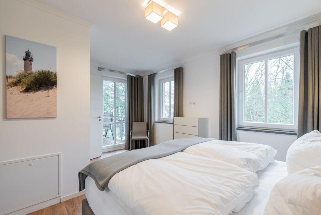 Haus Pamir WE 18 - 'Min Stuuv', 2-Zimmer-Wohnung