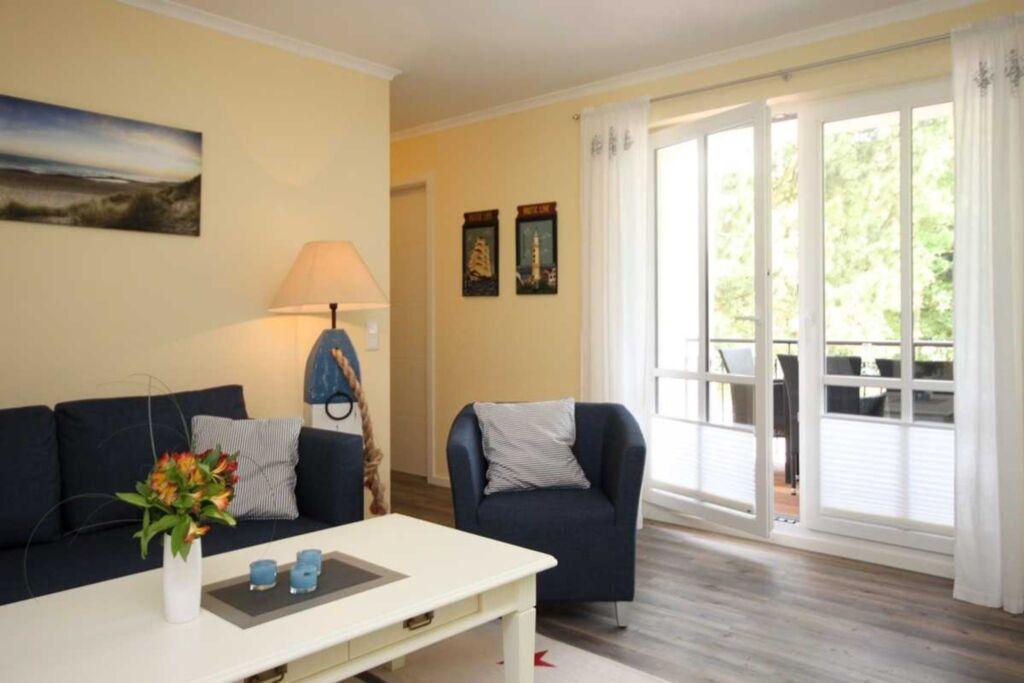 Haus Pamir WE 23 - 'Kick mol in', 2-Zimmer-Wohnung