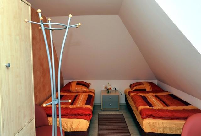 Ferienhaus 'Am Bromberg', Ferienzimmer 'Wehd'