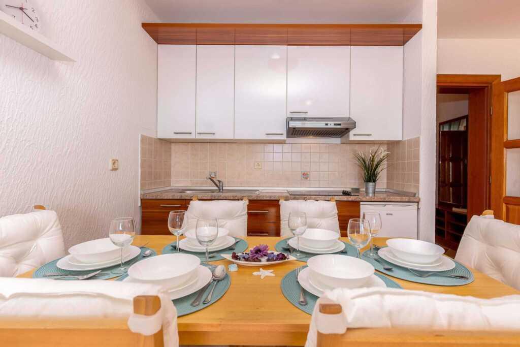 Vila Marija, Appartment mit 2 Schlafzimmer-Meerbli