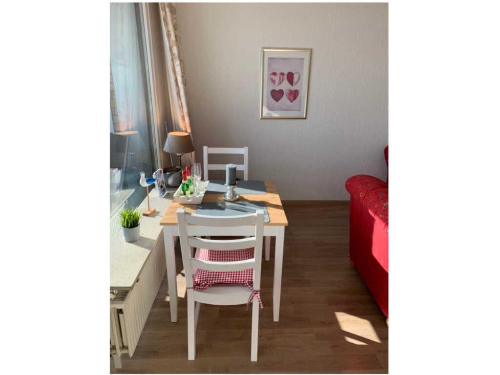 BUE - Haus Rainer (HM327), 601 2-Raum Balk Meerbli