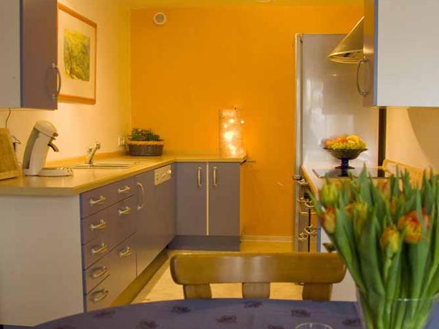 Ferienhaus am Schwimmbad, Ferienhaus 90qm, 2 Etage