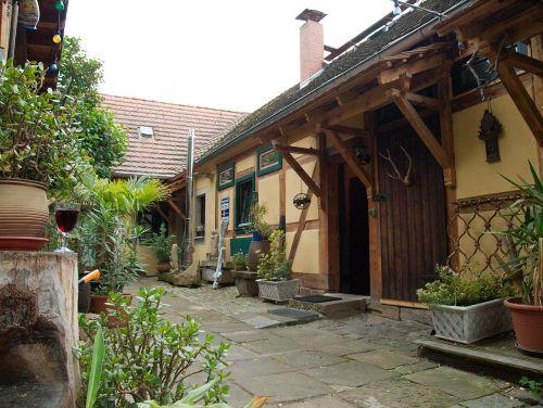 Umgebung von Ferienwohnung 1 'Kunsthof K�hler'