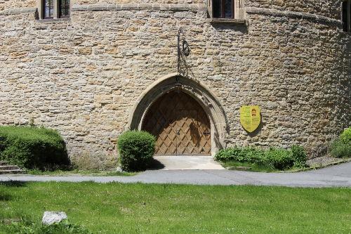 Das Schöne Alte Tor vom Zwinger