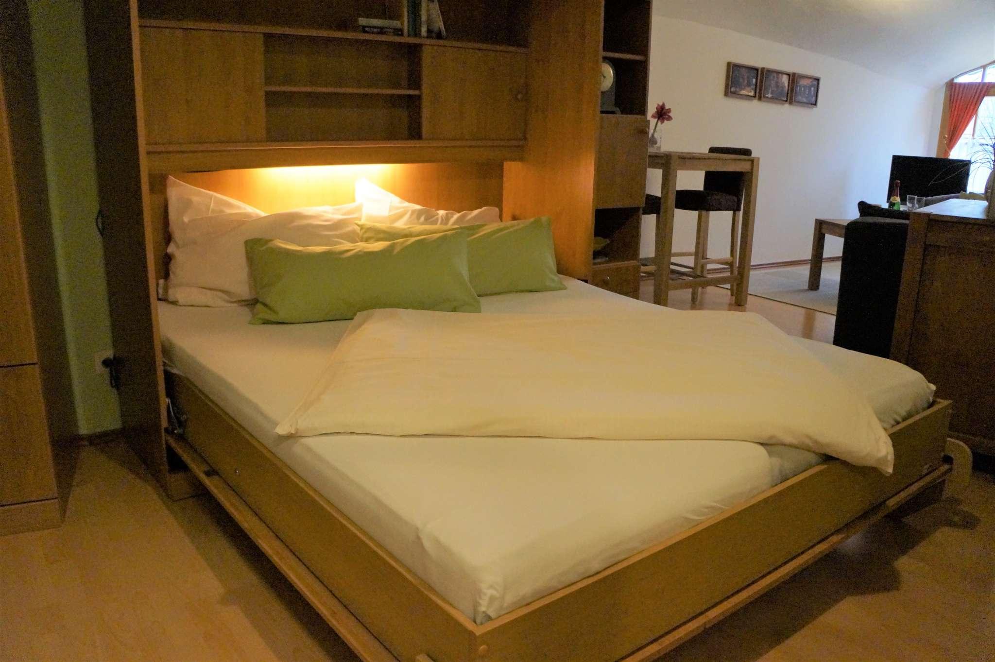 -Burgfee- Wohn-Schlafbereich