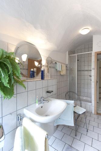 Burgfee Badezimmer