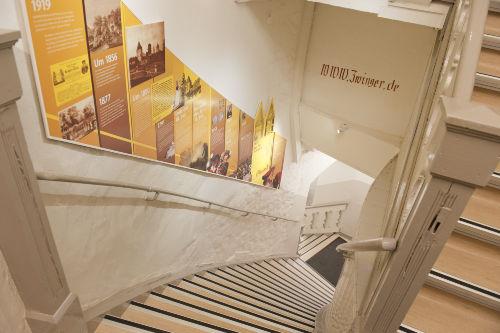 Treppenhaus Ferienwohnungen & Museum