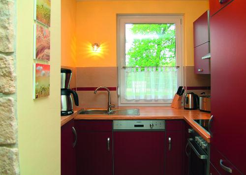Küche (Parterre-Wohnung)