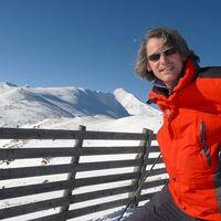 Vermieter: Gern in den Bergen: Unser Vermieter