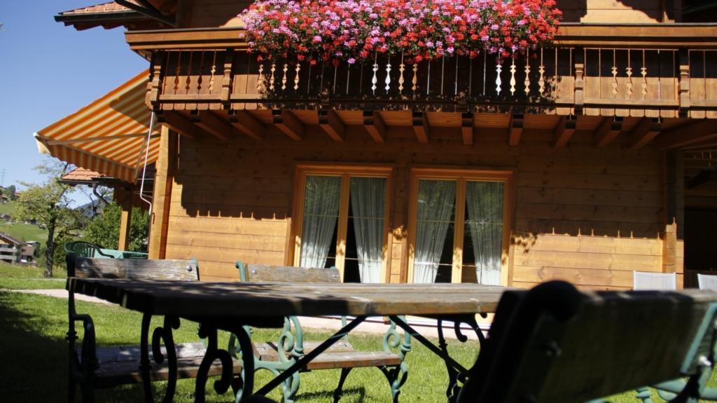 Alpenlandhaus Dajana, Brunella