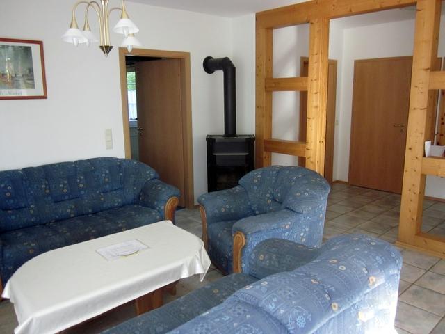 Ferienhaus Dreisbach (2), Wohnung EG Trassenheider