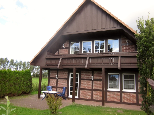 Haus Dreisbach mit 4**** Komfort, Wohnung OG Trass