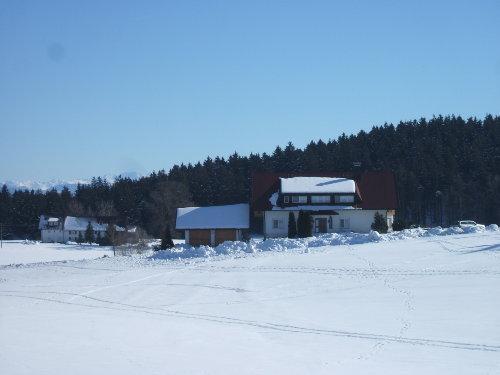 Winteridylle im Allgäu