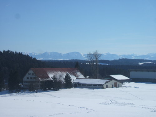 Wintertraum im Allgäu
