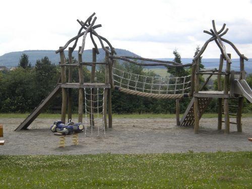 Der große Spielplatz