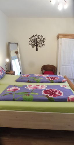 Schlafzimmer -Wohnung Riesling-