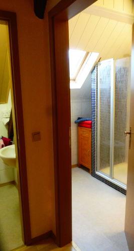 Bacchus Bad mit WC und separates WC