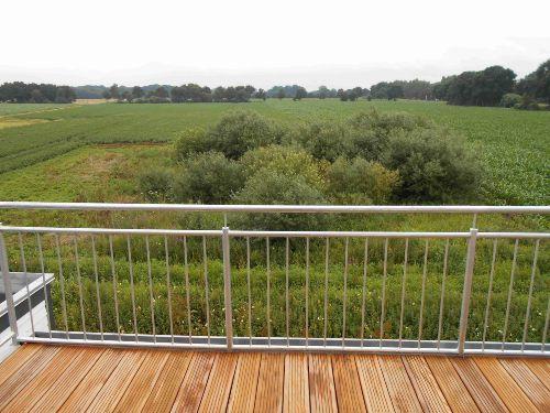 Blick/Aussicht vom Balkon
