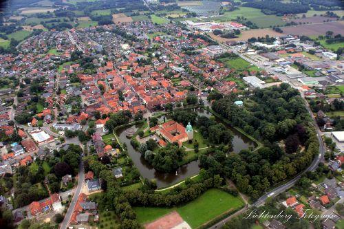 Fürstenau mit Schloßanlage