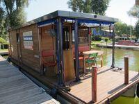 Hausboot  Urlaub auf dem Wasser mit dem Floß D9, D9-1 in Priepert - kleines Detailbild