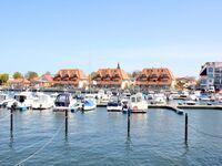 Hafenhäuser Wiek, D05: 91m², 4-Raum, 6 Pers, Maison, Balkon, Meerblick, Sauna in Wiek auf Rügen - kleines Detailbild