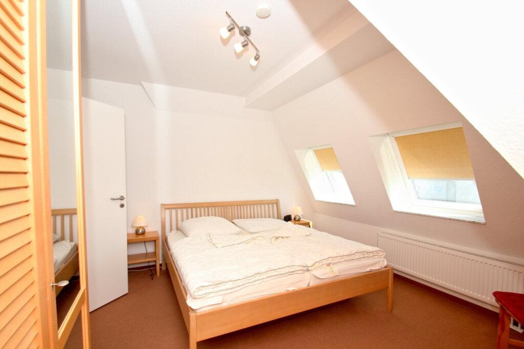 Hafenh�user Wiek, D05: 91m�, 4-Raum, 6 Pers, Balko