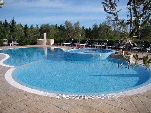 Pool Agriturismo I Tesori del Sud Apulie