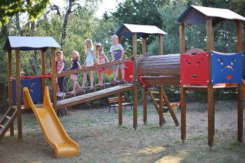 Agriturismo Spielplatz I Tesori del Sud