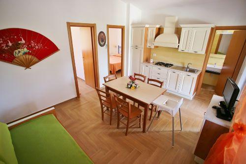 Living Room Villa I Tesori del Sud