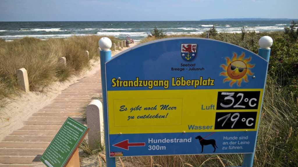 FeWo auf Rügen - 200m zum Strand, Ferienwohnung Me