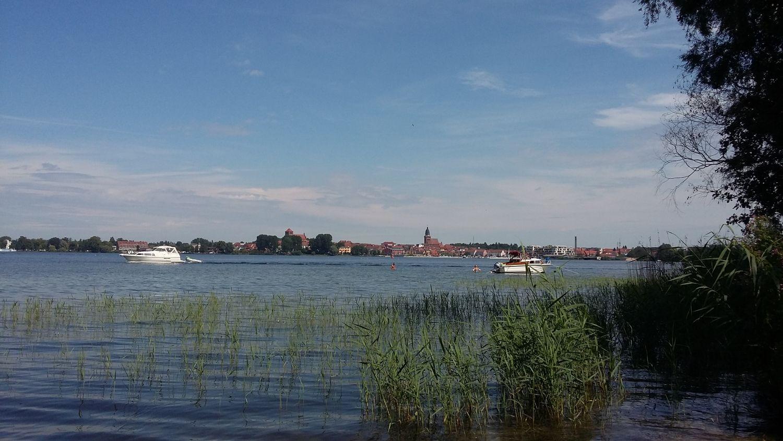 Natur erleben vom Wasser aus......