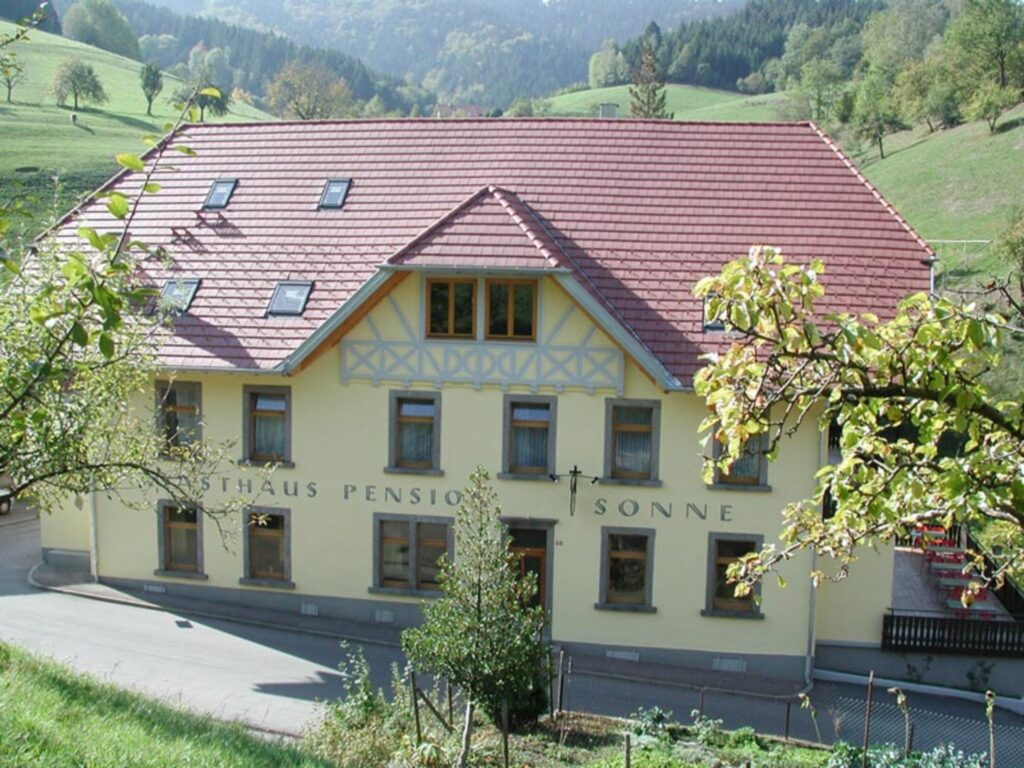 Gasthaus Pension Sonne, Appartement, max. 4 Person
