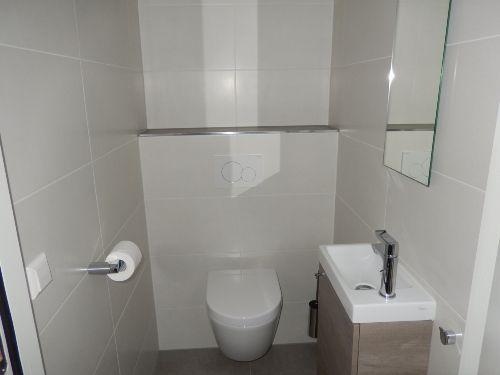WC ist separat