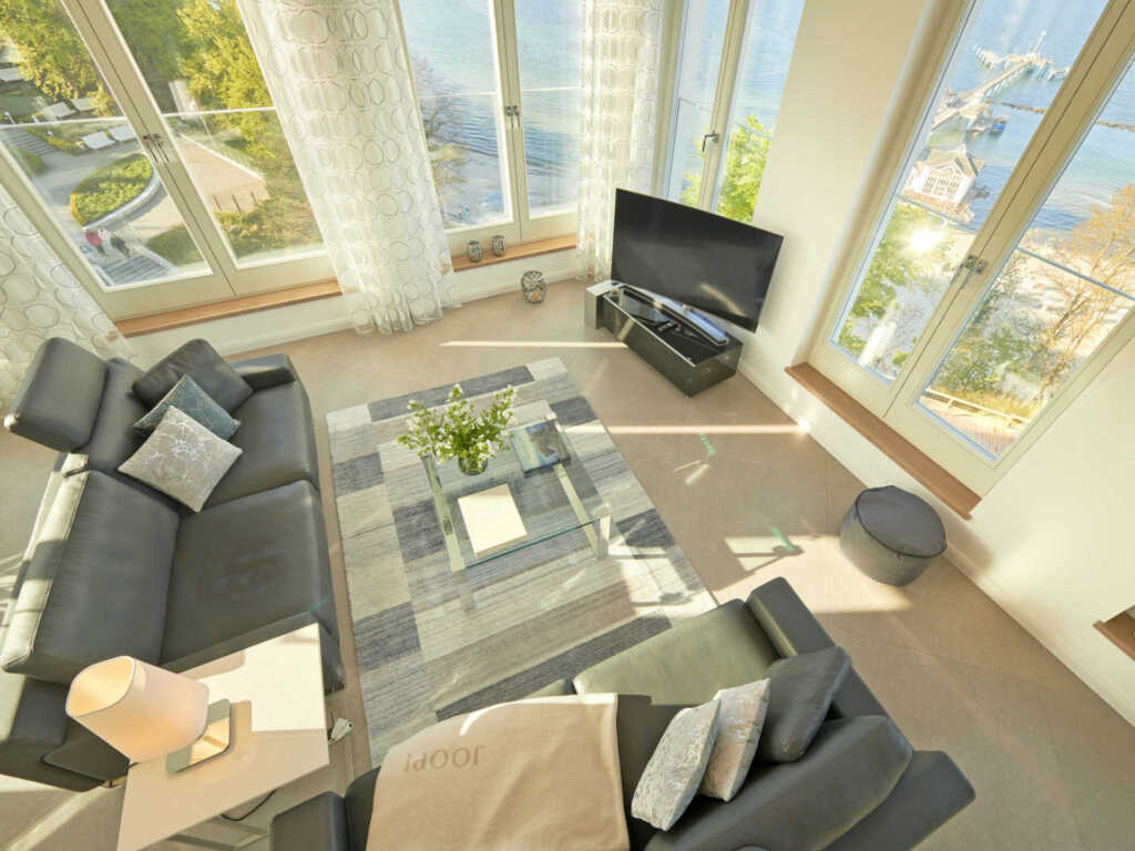 First F645 Penthouse 'Meerblick + SPA', FI PH