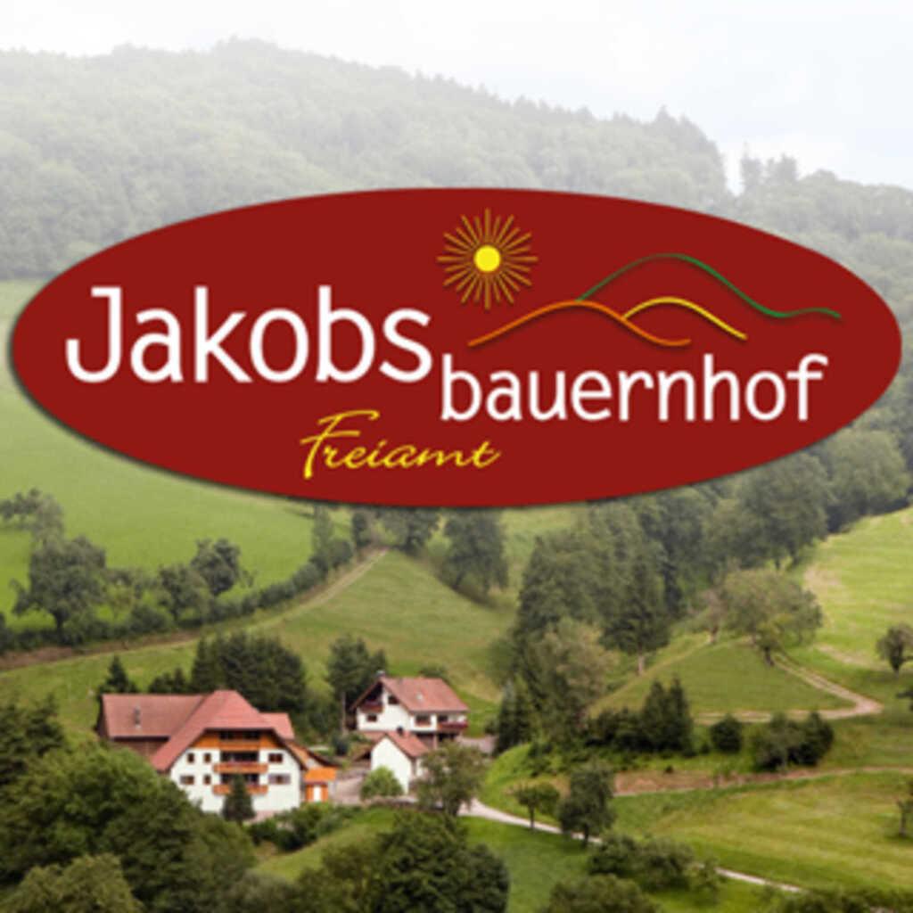 Jakobsbauernhof, Hofblick Nichtraucher-Ferienwohnu