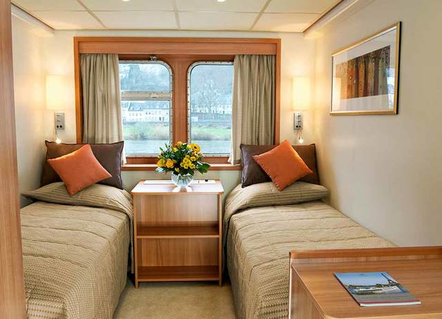 Luther Travel Cruises GmbH, Doppelkabine 104