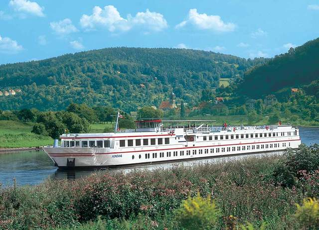Luther Travel Cruises GmbH, Doppelkabine 110