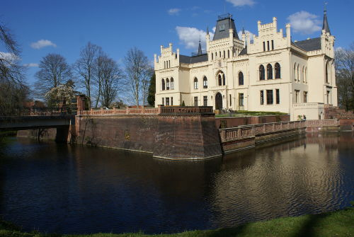 Evenburg in Loga