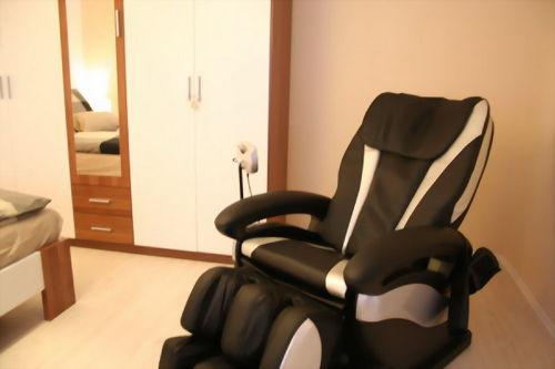 Shiatsu-Massagesessel Solling-Lounge I