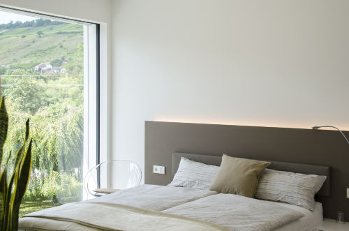 Schlafzimmer Ausblick Ap. 5